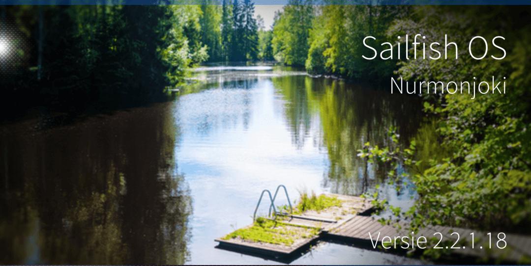 Sailfish Os 2 2 1 Nurmonjoki Beschikbaar Update Jolla Nl